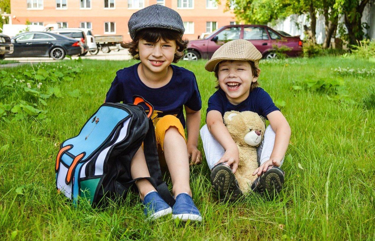 Die ideale Tasche für den Kindergarten