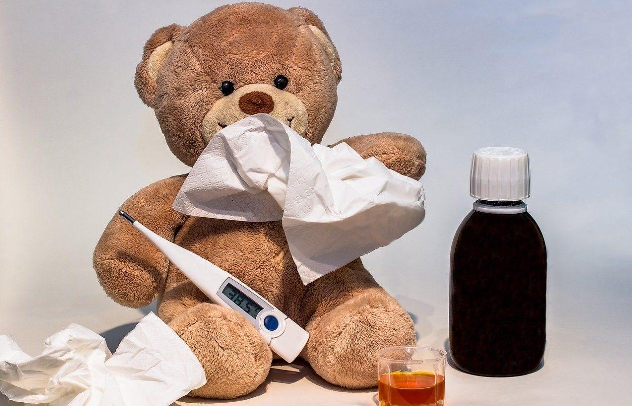 Fieber bei Kindern richtig einschätzen